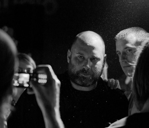 Sage Francis photographed by Oleg Pulemjotov for Brighton SOURCE magazine, Brighton's best music,arts and listings magazine.