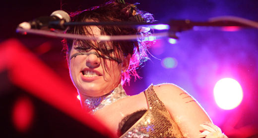 Amanda Palmer @ Concorde - Brighton Source