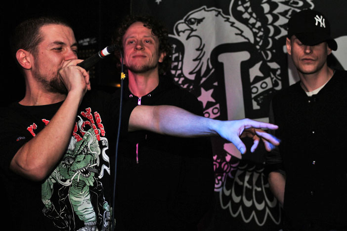 Slip Jam:B Hip Hop Brighton