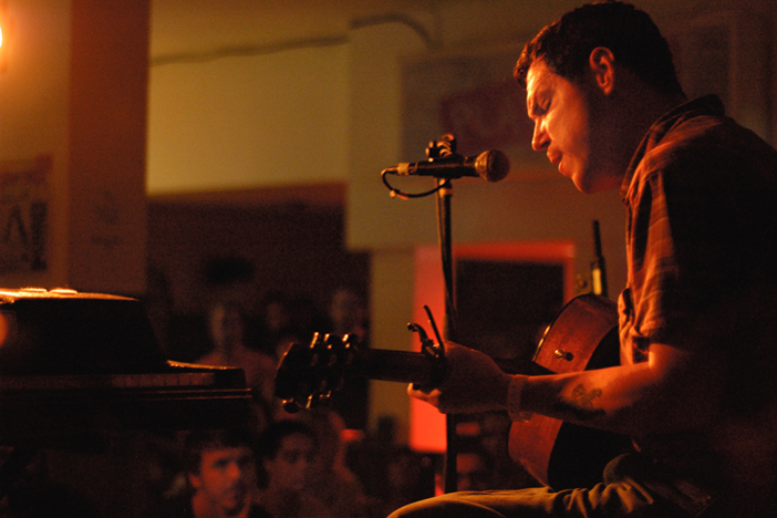 Damien Jurado @ Blind Tiger - Brighton Source