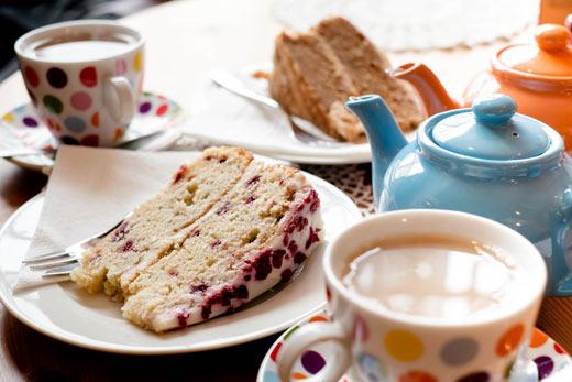 Best Tea Room In Brighton