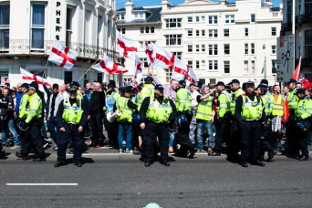 March for England - 15