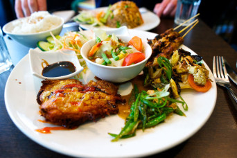 Warung Tujuh, Brighton Indonesian restaurant reviewed in Brighton SOURCE