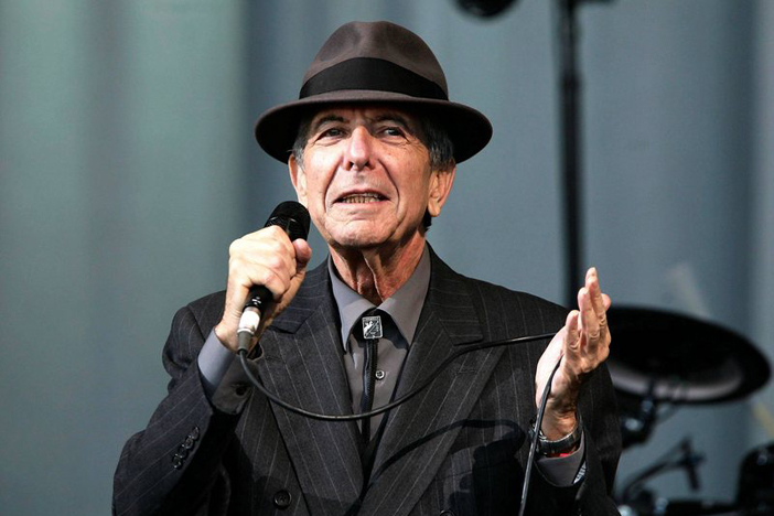 Leonard Cohen | Brighton Source