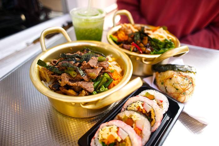 Namul, Brighton's Korean restaurant reviewed in Brighton SOURCE