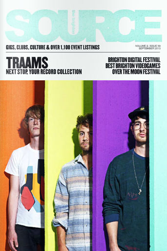 Traams On The Cover Of Brighton SOURCE