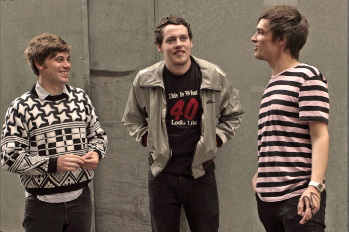 Metronomy interview in Brighton SOURCE Brighton's best what's on, listings and music magazine