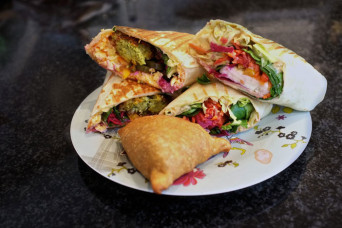 We Love Falafel in Brighton on Brighton Source's food page at brightonsource.co.uk