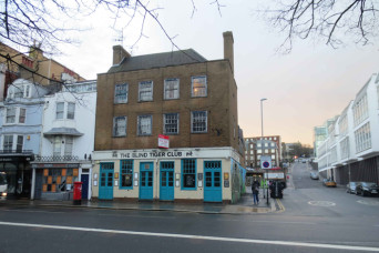 Blind Tiger BrewDog | Brighton Source