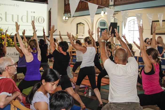 Brighton Yoga Festival   Brighton Source