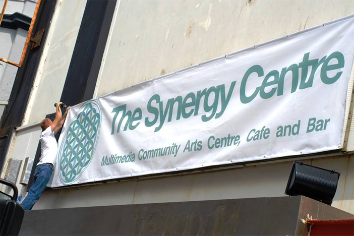 Synergy Centre | Brighton Source