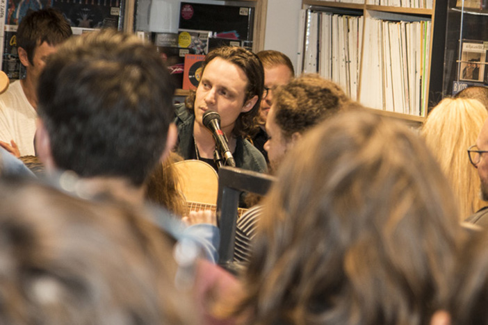 Maccabees - Resident Records - Brighton Source - Ashley Laurence - Time for Heroes Photography