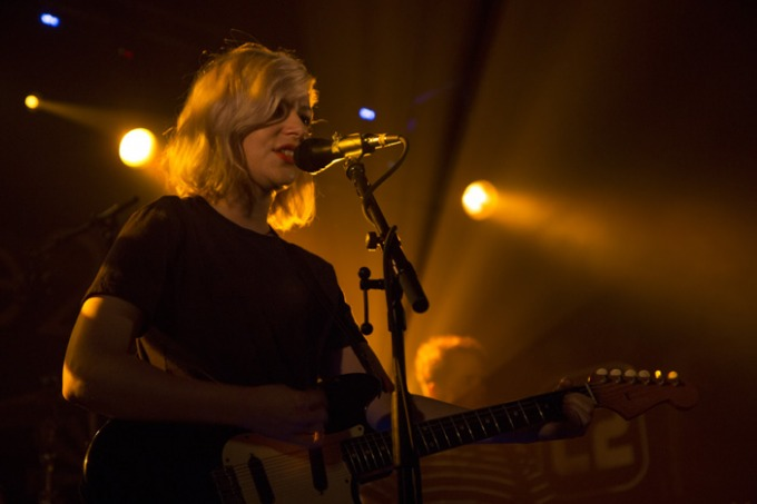 Alvvays - Brighton Source - Ashley Laurence - Time for Heroes Photography - Concorde 2