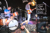 Surfer Blood at The Hope and Ruin, Brighton, UK. Picture by Ashley Laurence, Time for Heroes Photography