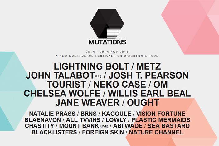 Mutations Festival | Brighton Source