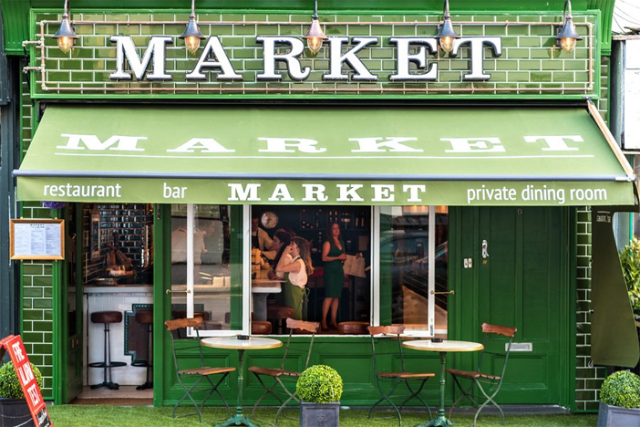 Market Restaurant | Brighton Source