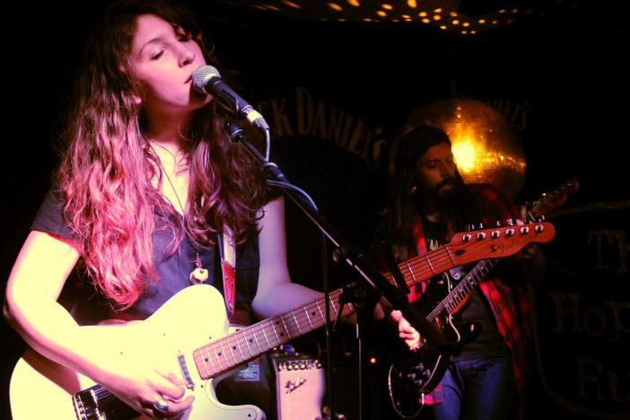 Widowspeak @ Hope & Ruin (Photo: Jon Southcoasting)