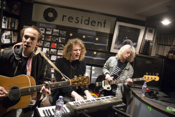 Mystery Jets - Brighton Source - Resident Records - Ashley Laurence - Time for Heroes Photography