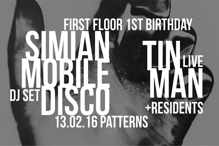 First Floor - Simian Mobile Disco | Brighton Source