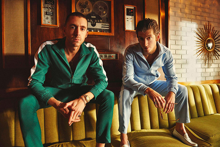 The Last Shadow Puppets | Brighton Dome | Brighton Source