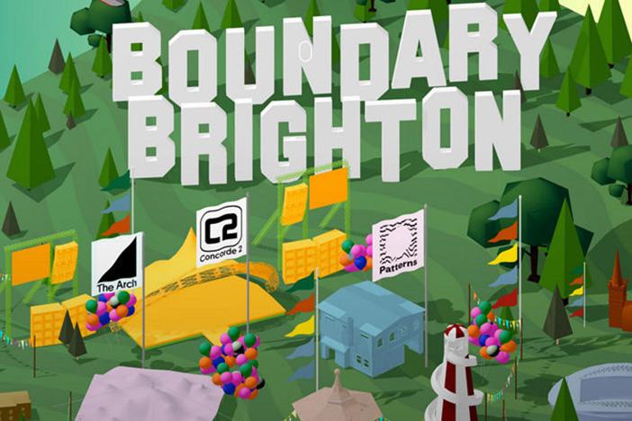 Boundary Festival | Brighton Source