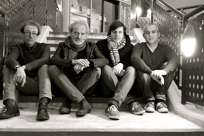 Jack Hues And The Quartet   Brighton Source