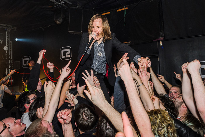 Refused | Concorde2 | Studio85uk | Mike Tudor | Brighton Source