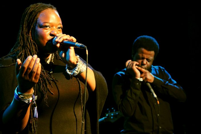 Eska, Sallis Benney Theatre, photo by Jon Southcoasting