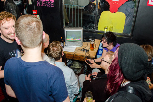 Gaming Retrobution | Sticky Mikes | Brighton Source | Mike Tudor
