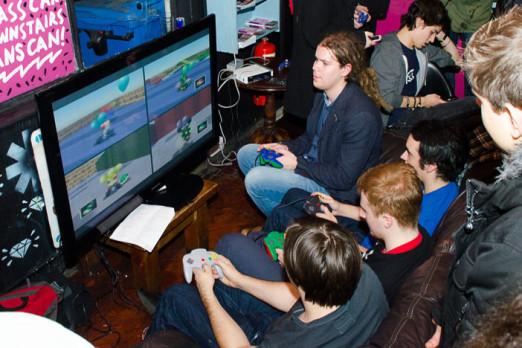Gaming Retrobution | Sticky Mikes | Brighton Source | Mike Tudor