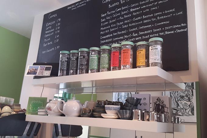 Green Kitchen   Brighton Source