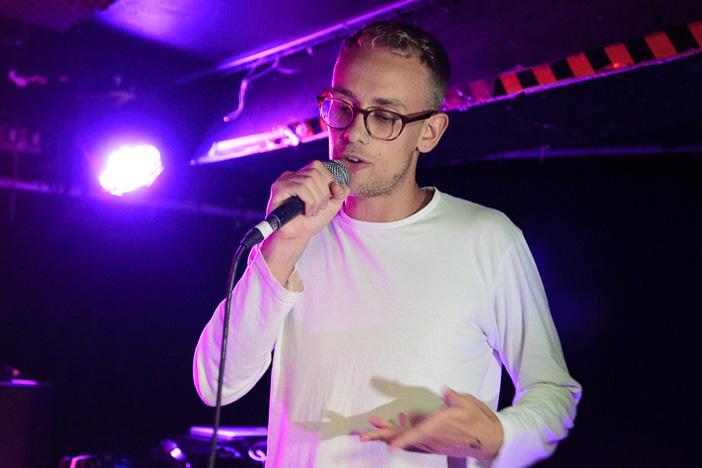 Frankie Stew | Sticky Mikes Frogbar |Brighton | Mike Tudor Studio85