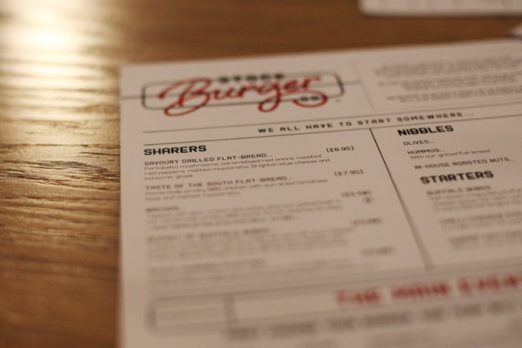 Stock Burger   Brighton Source