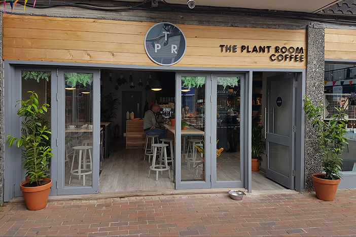 The Plant Room | Brighton Source