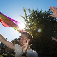 Pride - Brighton SOURCE - Ashley Laurence - Time for Heroes Photography