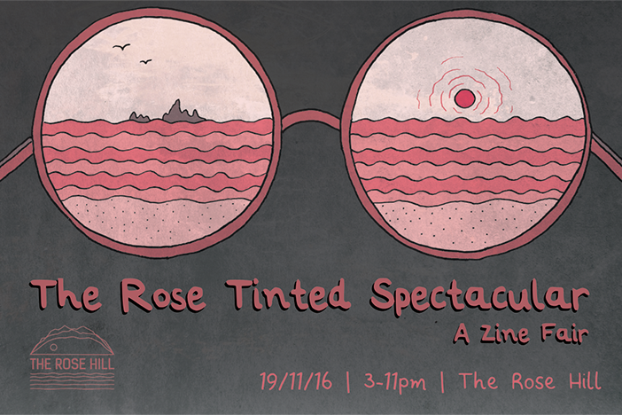Rose Tinted Spectacular | Brighton Source