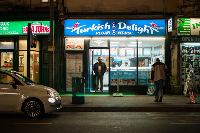 Turkish Delight Kebab Shop, 15 Preston Rd