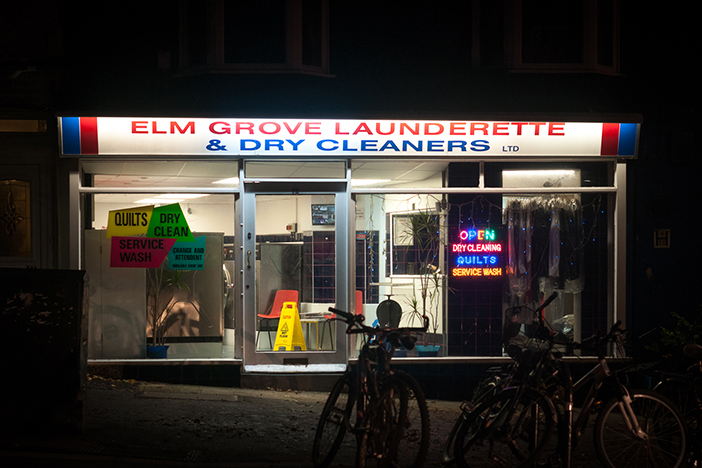 Elm Grove Launderette & Dry Cleaners, 10 Elm Grove