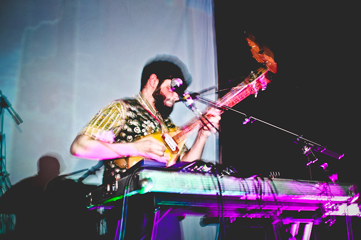 Flamingods at Lewes Psychedelic Festival