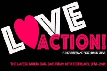 Love Action | Brighton Source