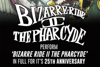Bizarre Ride To The Pharcyde | Concorde 2 | Brighton Source