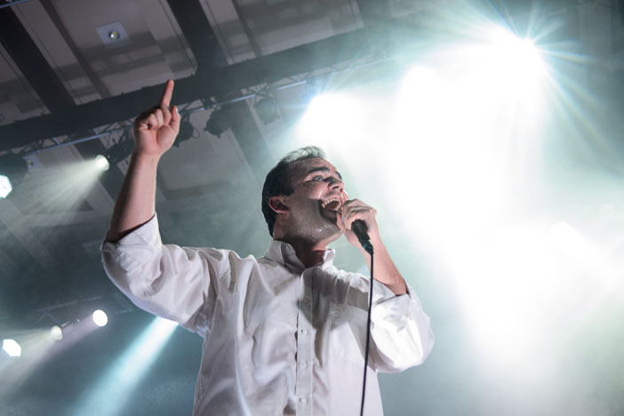 Future Islands Brighton Dome Brighton Source by Mike Tudor studio85uk