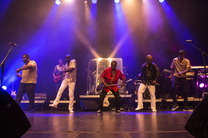Kool and the gang - dome-brighton source - ashley laurence - time for heroes photography