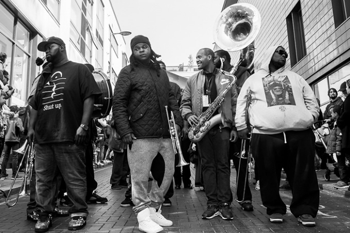 Hot 8 Brass Band | Brighton Source