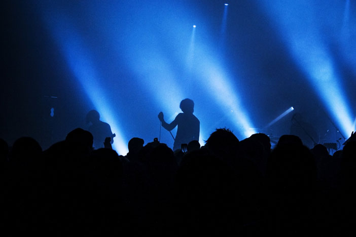 The Horrors - Brighton Source - Ashley Laurence - Time for Heroes Photography