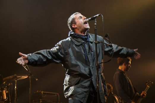 Liam Gallagher - Brighton Centre - Brighton Source - Ashley Luke Laurence - Time for Heroes Photography