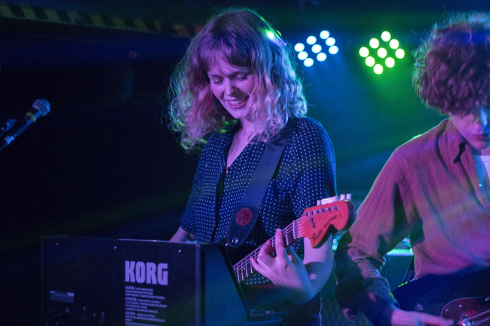 Pip Blom - Sticky Mikes Frog Bar - Brighton Source - Ashley Laurence - Time for Heroes Photography
