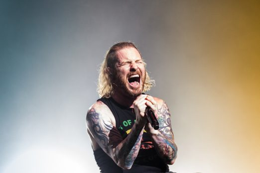 stone sour review