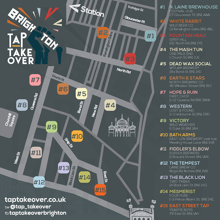Image Result For Brighton Craft Beer Takeover