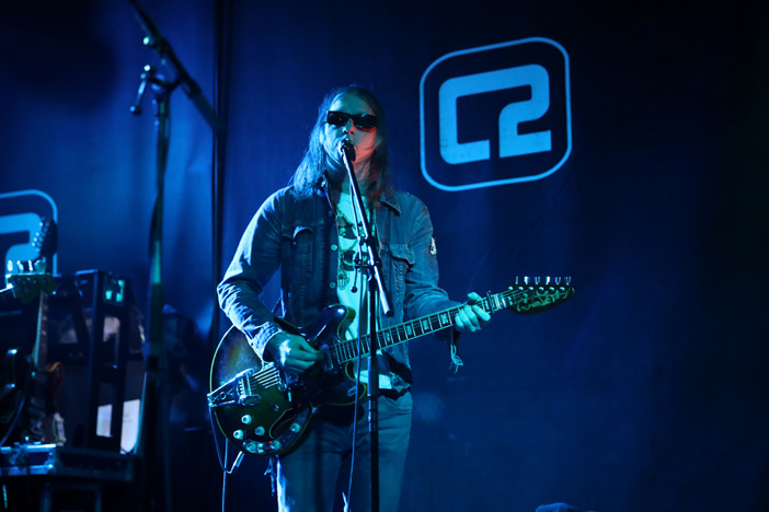 Anton Newcombe - The Brian Jonestown Massacre - Concorde 2 - Brighton Source - Ashley Laurence - Time for Heroes Photography
